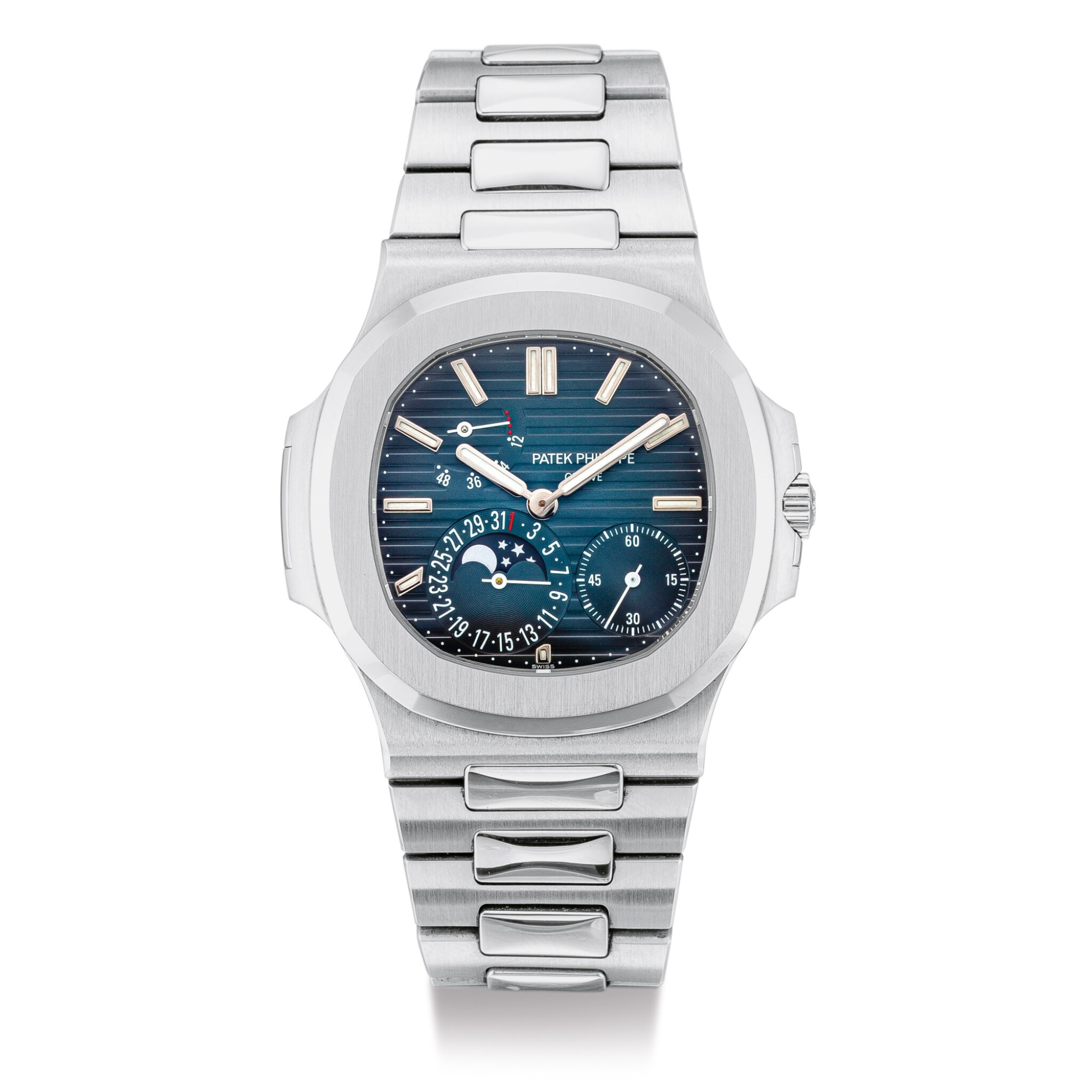 """View full screen - View 1 of Lot 2145. PATEK PHILIPPE 