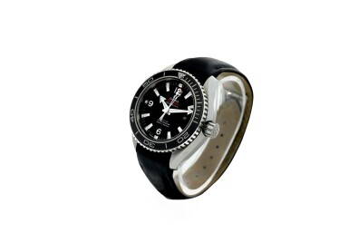 View 2. Thumbnail of Lot 305. OMEGA   SEAMASTER,  A STAINLESS STEEL AUTOMATIC CENTER SECONDS WRISTWATCH WITH DATE, CIRCA 2010.