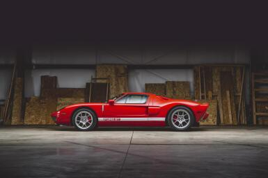 View 5. Thumbnail of Lot 1. 2006 Ford GT.