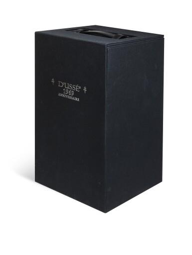 View 5. Thumbnail of Lot 7. D'USSÉ®  Grande Champagne Cognac Anniversaire Limited Edition 1969 (1 BT75).
