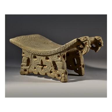 COSTA RICAN STONE EFFIGY METATE GREATER NICOYA REGION, CIRCA AD 800 - 1200