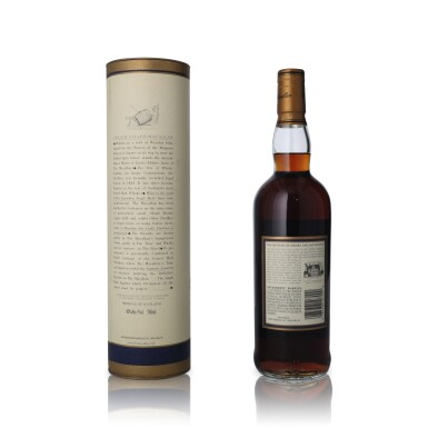 View 2. Thumbnail of Lot 20.  The Macallan 18 Year Old 43.0 abv 1981 (1 BT75).