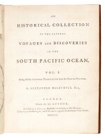 DALRYMPLE   An historical collection of the several voyages and discoveries in the South Pacific Ocean, 1770-1771