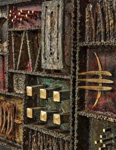 """View 4. Thumbnail of Lot 310. PAUL EVANS 