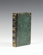 BALZAC. César Birotteau. 1838. Edition originale. Séduisante et fraîche reliure romantique.