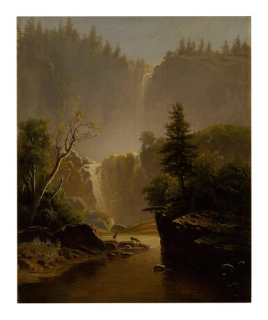 HERMANN FUECHSEL | KAATERSKILL AND HAINES FALLS