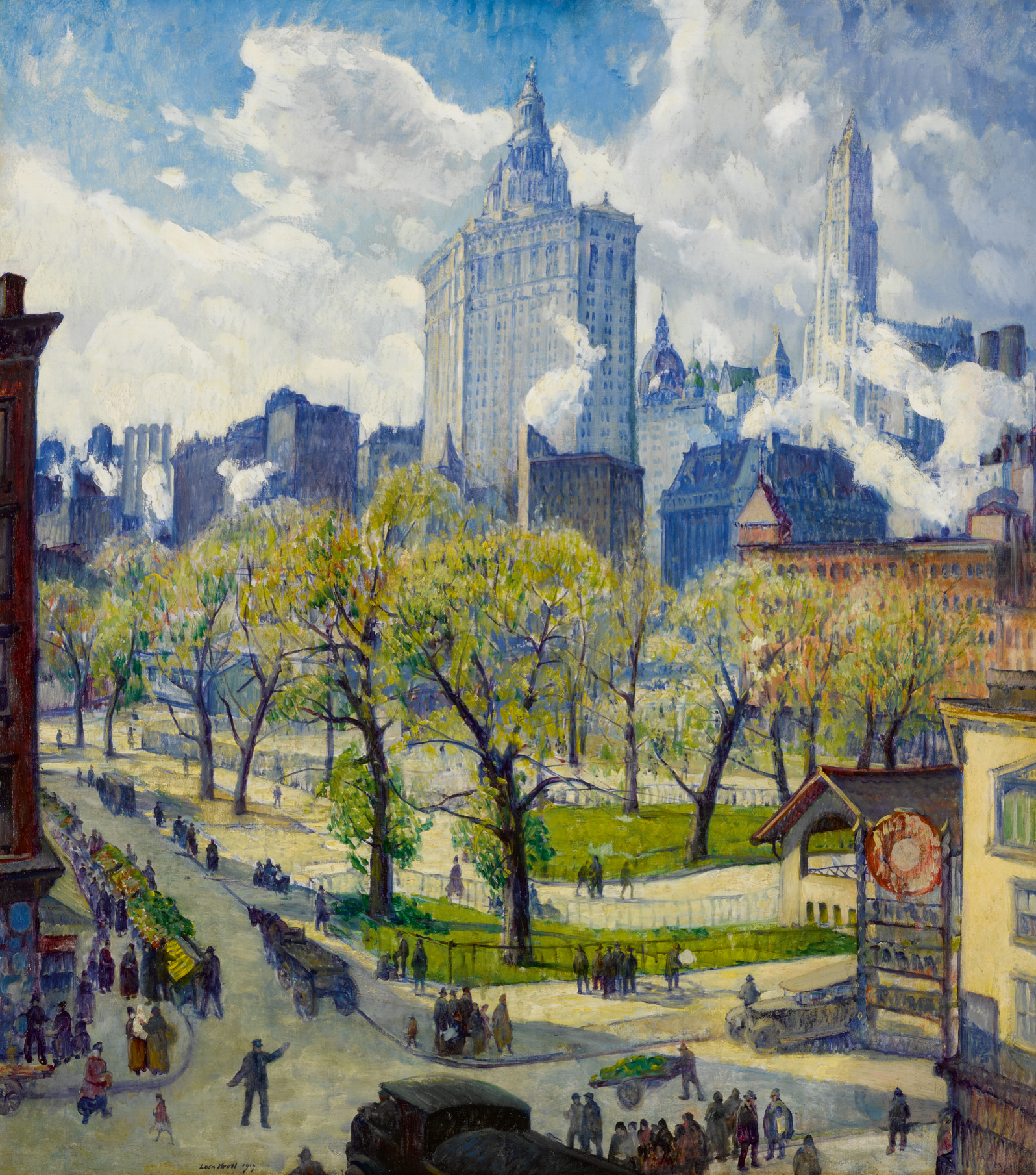 Park Art|My WordPress Blog_Get 375 Park Avenue Artwork  Pics