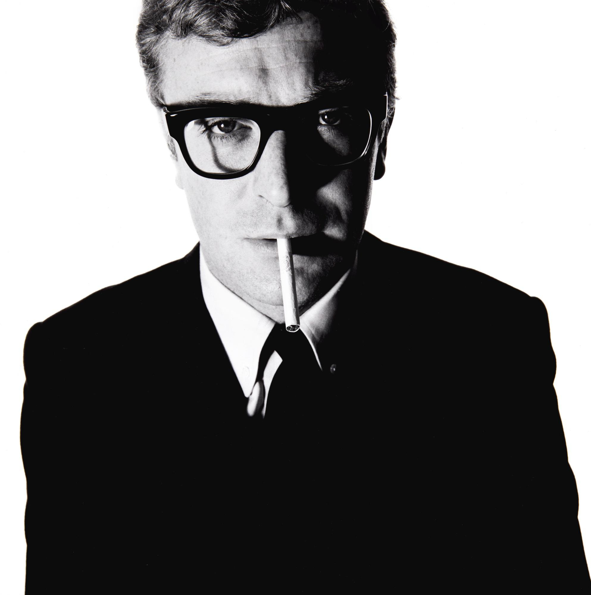 DAVID BAILEY | MICHAEL CAINE, 1965