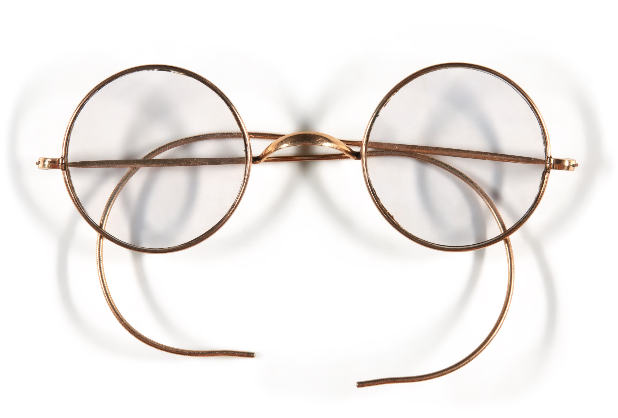 John Lennon Pair Of Round Windsor Spectacles The Beatles2020 Sotheby S