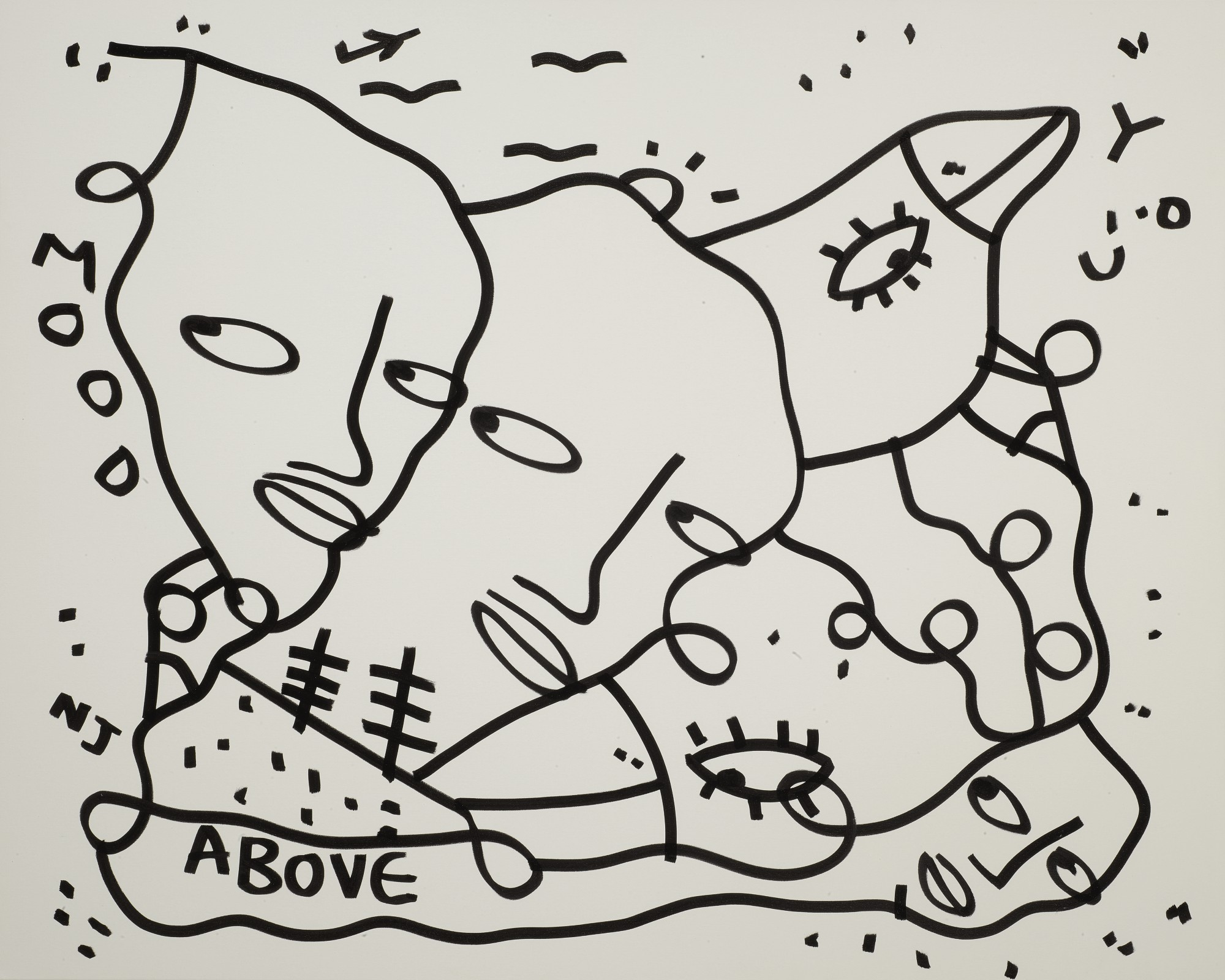 COMMISSIONED WORK BY SHANTELL MARTIN