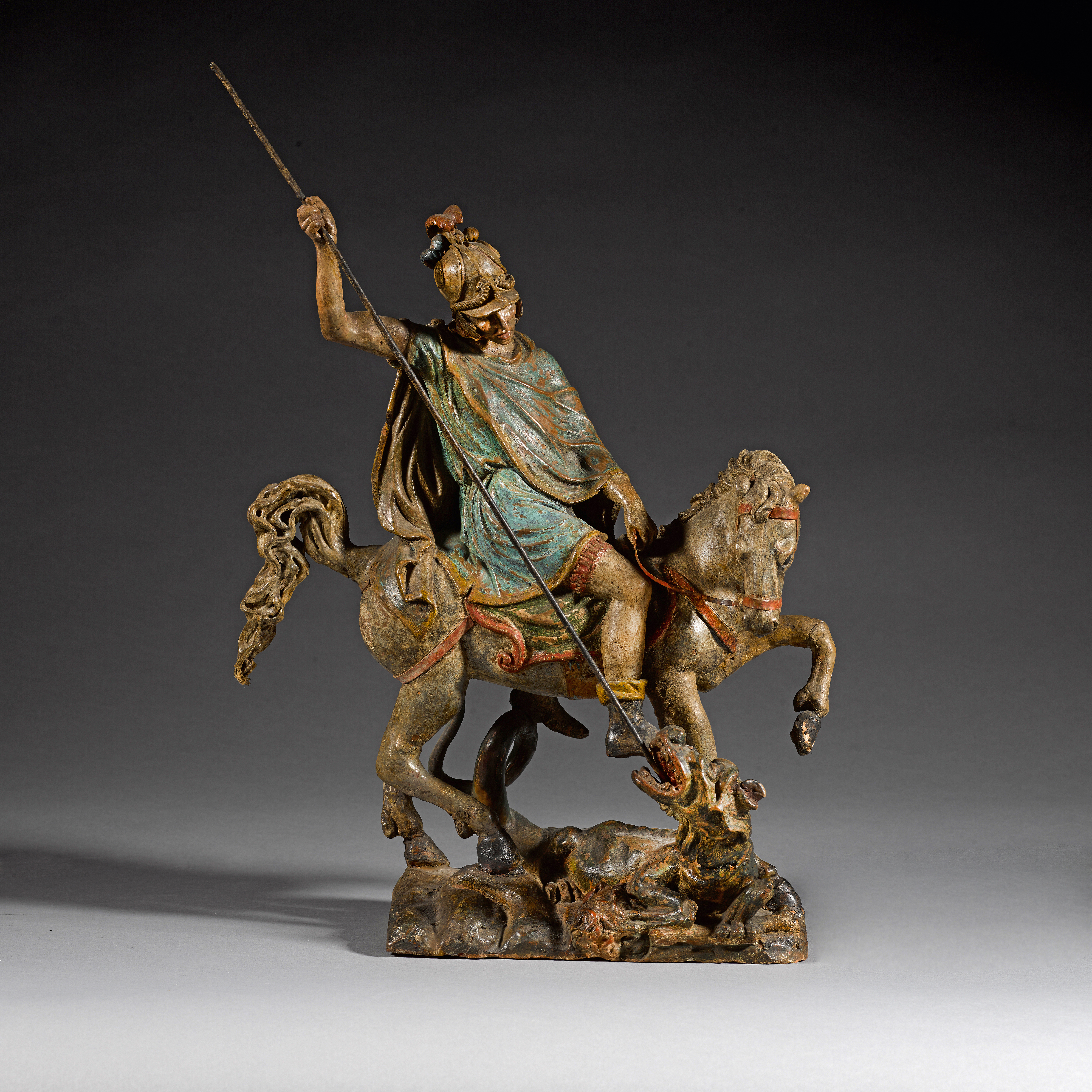 View 1 of Lot 19. Italian, late 17th/ early 18th century.