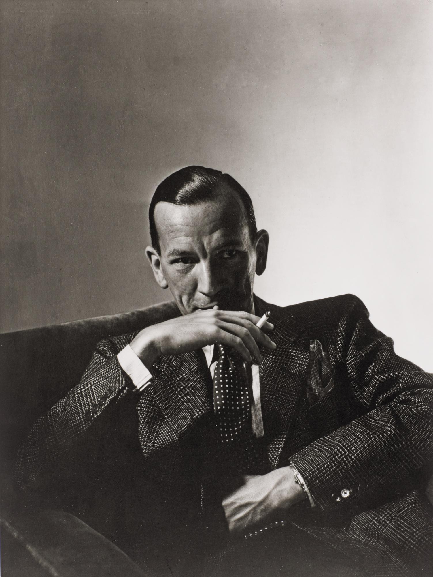 HORST P. HORST | NOEL COWARD, PARIS, 1937
