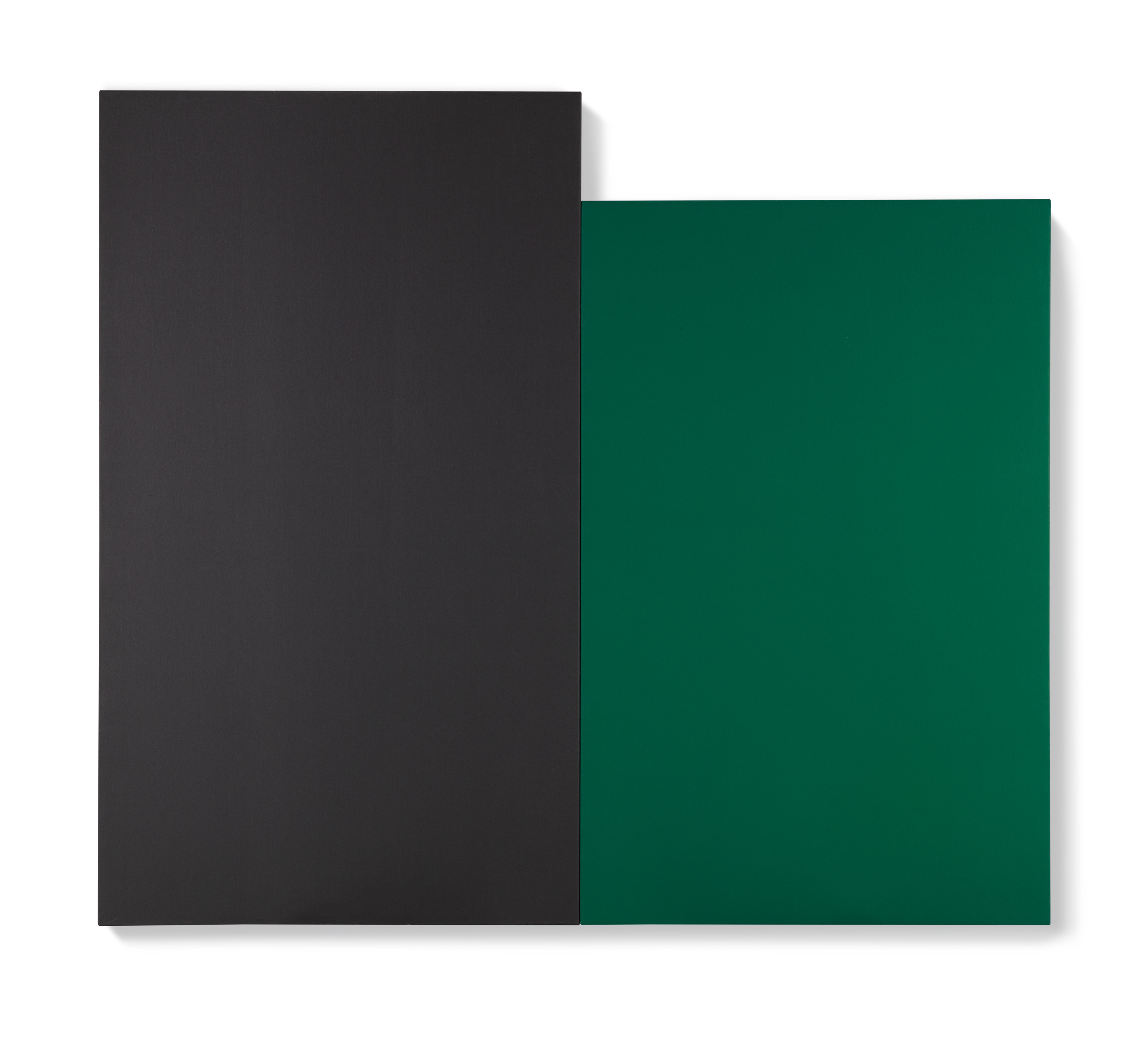 View full screen - View 1 of Lot 127.  ELLSWORTH KELLY | BLACK GREEN.