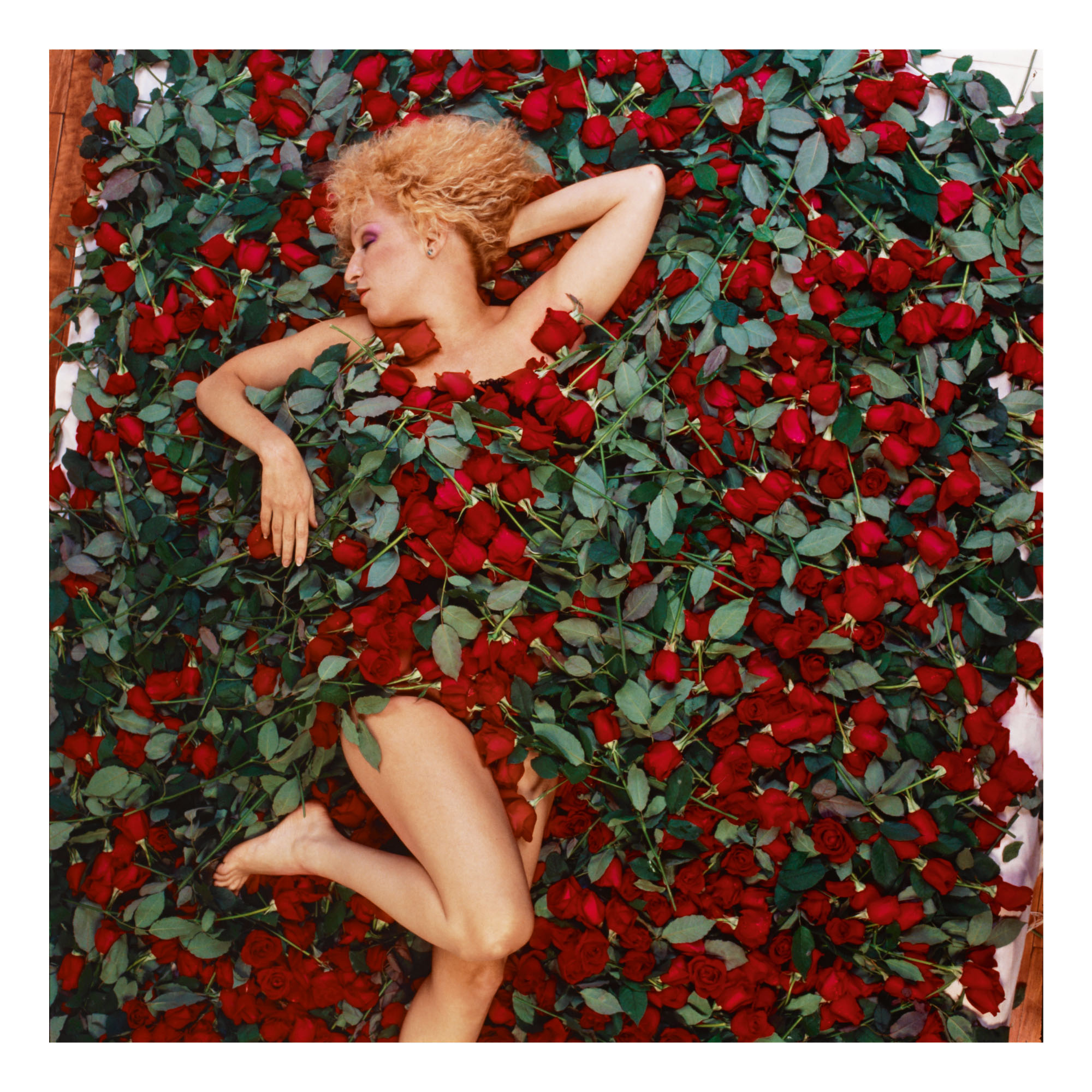 ANNIE LEIBOVITZ | BETTE MIDLER, NEW YORK CITY